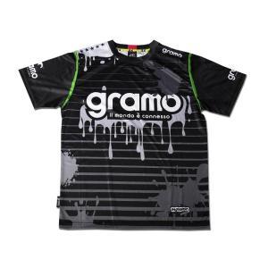 グラモ gramo『splash』昇華プラクティスシャツ P-029 gramo 06