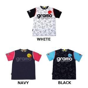グラモ gramo『RISE』昇華プラクティスシャツ P-036 gramo