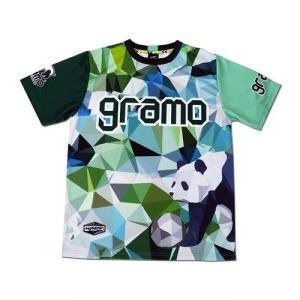 グラモ gramo『polygon』昇華プラクティスシャツ P-041|gramo|05
