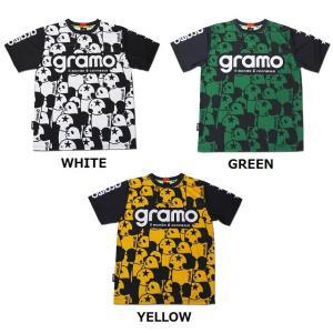 グラモ gramo『heap』昇華プラクティスシャツ P-043 gramo