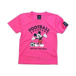 グラモ gramo『ONE TEAM』ミッキーマウス Mickey Mouse プラクティスシャツ P-048 キッズサイズ|gramo|11