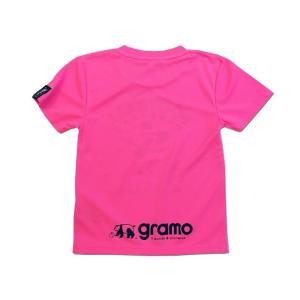グラモ gramo『ONE TEAM』ミッキーマウス Mickey Mouse プラクティスシャツ P-048 キッズサイズ|gramo|12