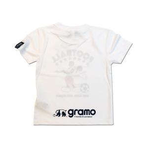 グラモ gramo『ONE TEAM』ミッキーマウス Mickey Mouse プラクティスシャツ P-048 キッズサイズ|gramo|04