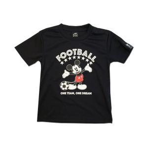 グラモ gramo『ONE TEAM』ミッキーマウス Mickey Mouse プラクティスシャツ P-048 キッズサイズ|gramo|05
