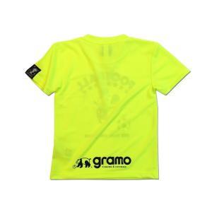グラモ gramo『ONE TEAM』ミッキーマウス Mickey Mouse プラクティスシャツ P-048 キッズサイズ|gramo|10