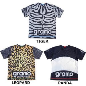 グラモ gramo『roar』昇華プラクティスシャツ P-049|gramo|02