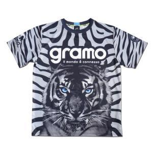 グラモ gramo『roar』昇華プラクティスシャツ P-049|gramo|03