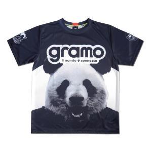グラモ gramo『roar』昇華プラクティスシャツ P-049|gramo|05