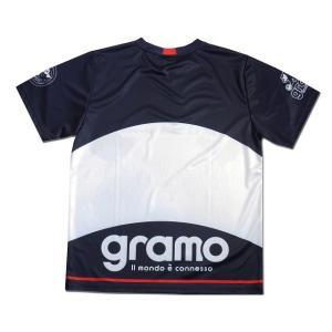 グラモ gramo『roar』昇華プラクティスシャツ P-049|gramo|06