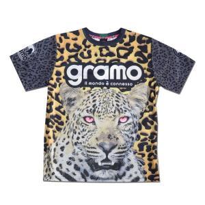グラモ gramo『roar』昇華プラクティスシャツ P-049|gramo|07