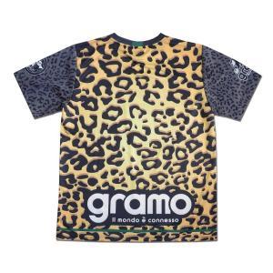 グラモ gramo『roar』昇華プラクティスシャツ P-049|gramo|08