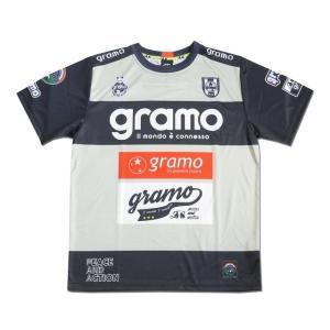 グラモ gramo『STEEL』昇華プラクティスシャツ P-051|gramo|03