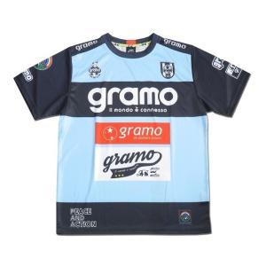 グラモ gramo『STEEL』昇華プラクティスシャツ P-051|gramo|05