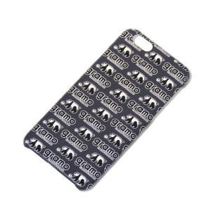 50%OFF『choice! / グレーロゴパンダ』iphone6・6s専用ケース|gramo