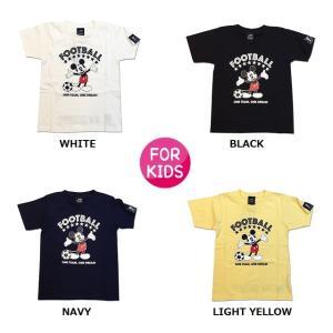 グラモ gramo『ONE DREAM』ミッキーマウス Mickey Mouse Tシャツ T-022 キッズサイズ|gramo