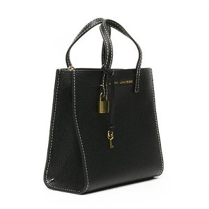 6e9dc75858b2 ... マークジェイコブス トートバッグ レディース MARC JACOBS The Grind Mini Grind BLACK/GOLD  ブラック/ ...