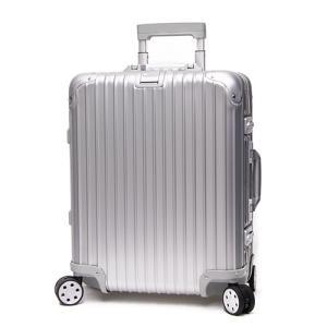 リモワ RIMOWA TOPAS トパーズ スーツケース キャリーケース Multiwheel マルチホイール Silver シルバー 92356004|grande-tokyo