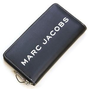 マークジェイコブス ラウンドファスナー長財布(小銭入れ付き) レディース MARC JACOBS The Tag Standard Continental Wallet BLACK ブラック M0014583 001 grande-tokyo