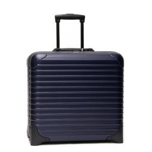 リモワ RIMOWA スーツケース キャリーケース SALSA サルサ Business Trolley Matte Blue マットブルー 81040392|grande-tokyo