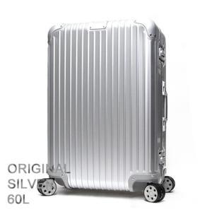 RIMOWA リモワ スーツケース キャリーケース ORIGINAL オリジナル Check-In M Silver シルバー 92563004|grande-tokyo