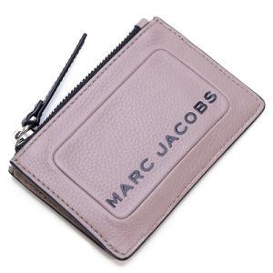 マークジェイコブス ミニ財布 レディース MARC JACOBS ベージュ The Textured Box Top Zip Multi Wallet M0015109 260 BEIGE grande-tokyo