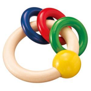セレクタ ギラリー3 がらがら おしゃぶり ラトル ベビー 0歳おもちゃ|grande0606