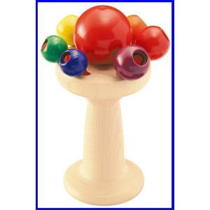 セレクタ社 カレロ がらがら ラトル おもちゃ 赤ちゃん 木のおもちゃ 出産祝い 誕生日 の子 男 女の子 女 0歳 1歳|grande0606