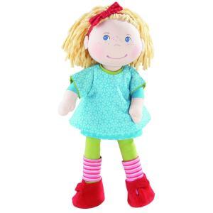 ハバ HABA ソフト人形アニー  人形 ぬいぐるみ 誕生日1歳 誕生日 1歳 2歳 2歳誕生日 女の子|grande0606