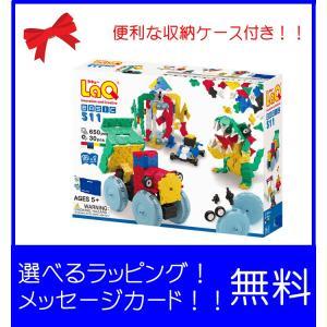 LaQ ラキュー ベーシック 511 ラキュー  ブロック 誕生日 5歳  男の子 おもちゃ|grande0606