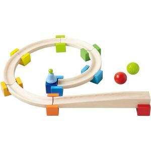 HABA ハバ社 木のおもちゃ ドイツ製 ベビークーゲルバーン 木製玩具 知育玩具 スロープトイ スロープおもちゃ 1歳 2歳 3歳 誕生日 プレゼント|grande0606