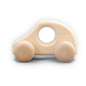 ケラー社 ミニPKW白木 keller 木のおもちゃ 車 木製 玩具 出産祝い|grande0606