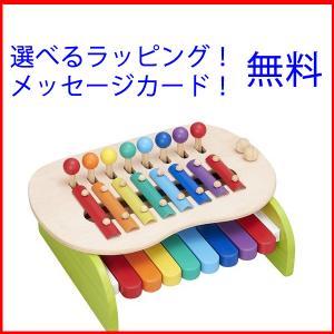 森のメロディーメーカー 楽器玩具 エドインター 出産祝い 玩具 知育玩具 木琴 grande0606