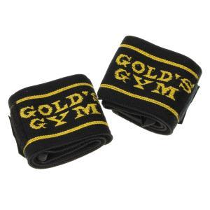 ゴールドジム(GOLD'S GYM) ループ付きリストラップ G3511|grandmano-omise
