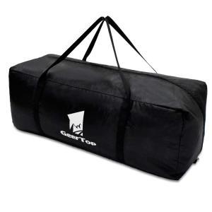 GeerTop テント収納バッグ 収納袋 軽量 バッグ キャリーバッグ ケース 耐摩耗 破れにくい 防水 携帯用 交換用 キャンプ ツーリング スポーツ アウトドア 【サイ|grandmano-omise