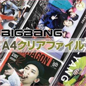 【クロネコDM便】【おまけ付き】【国内発送】ビッグバン(BIGBANG) A4クリアファイル|grandpark