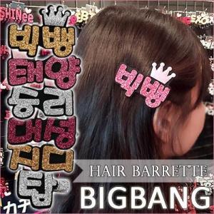 【クロネコDM便】 【国内発送】ビッグバン (BIGBANG)バレッタ ヘアバレッタhairbarrette|grandpark