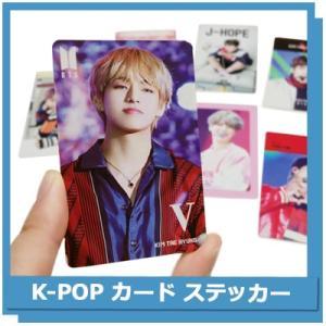 送料無料【国内発送】K-POP(BTSTWICE)アイドル&俳優 カードステッカー15p /K-POP Star Card Sticker 15p|grandpark