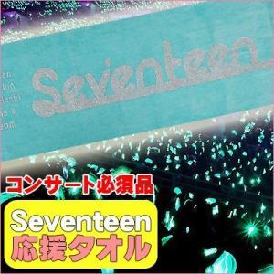 【クロネコDM便】【国内発送】セブンティーン(Seventeen) 応援タオル コンサート用 スローガン|grandpark