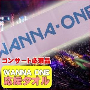 【クロネコDM便】【国内発送】WANNA ONE(ワノワン) 応援タオル コンサート用 スローガン|grandpark