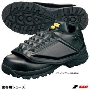 審判員の足元を守る。  ■カラー ブラック×ブラック(9090)  ■サイズ 24.5〜30.0cm...