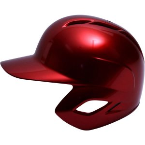 <受注生産>ゼット(ZETT) BHL307 軟式打者用ヘルメット(片耳用) ガンメタリック カラーオーダー|grandslam|04