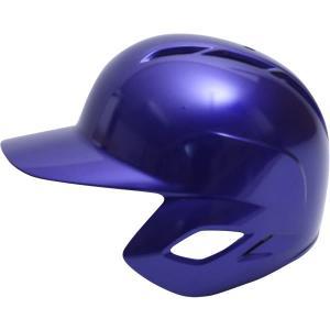 <受注生産>ゼット(ZETT) BHL307 軟式打者用ヘルメット(片耳用) ガンメタリック カラーオーダー|grandslam|05