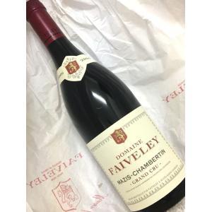 赤ワイン 2006年 フェヴレ マジ シャンベルタン 750ml フランス ブルゴーニュ