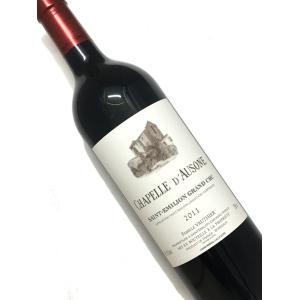 赤ワイン 2011年 シャペル ドーゾンヌ 750ml フランス ボルドー