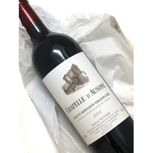 赤ワイン 2012年 シャペル ドーゾンヌ 750ml フランス ボルドー