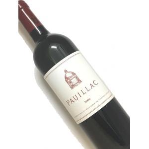 赤ワイン 2006年 ポイヤック ド ラトゥール 750ml フランス ボルドー