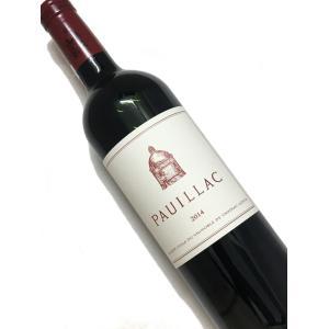 赤ワイン 2014年 ポイヤック ド ラトゥール 750ml フランス ボルドー
