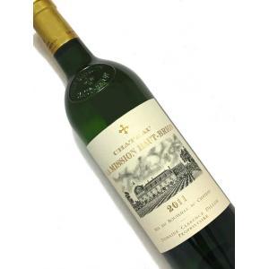 白ワイン 2011年 シャトー ラ ミッション オーブリオン ブラン 750ml フランス ボルドー...