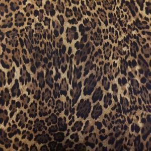 Call of the Wild Jaguar Brown (USAコットン 生地 布)|granny