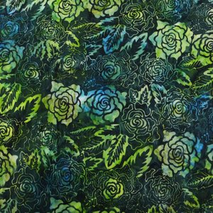 Blossom Batik (USAコットン 生地 布)|granny